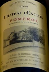 Château L'ENCLOS 2004